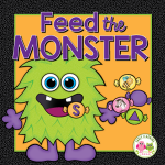 monster activities for preschool and pre-k