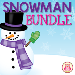 Snowman-bundle-by Jennifer Hier at Early Learning Ideas