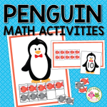 penguin math activities