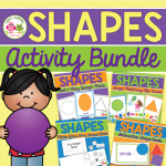 shape activities for preschool pre-k and kindergaren