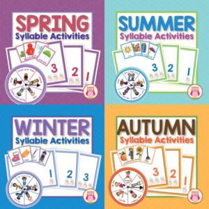 Syllable-Activities-Seasonal-Bundle-1