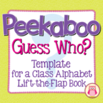 ABC Lift the flap name book