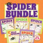 spider-activities-for-preschool-and-kindergarten-bundle