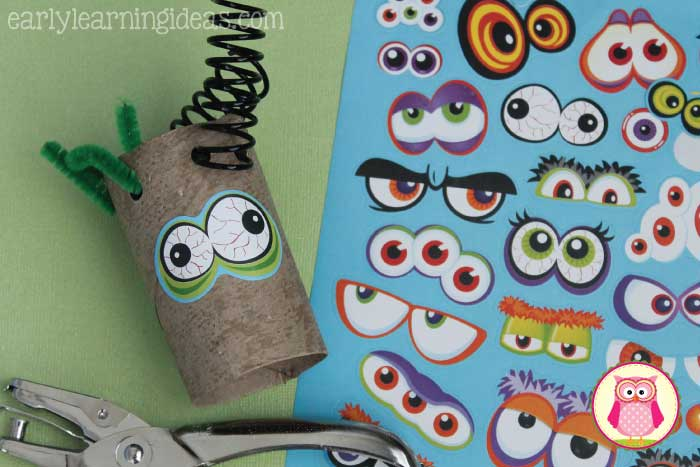 monster activities for kids early learning ideas