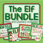 elf activity bundle