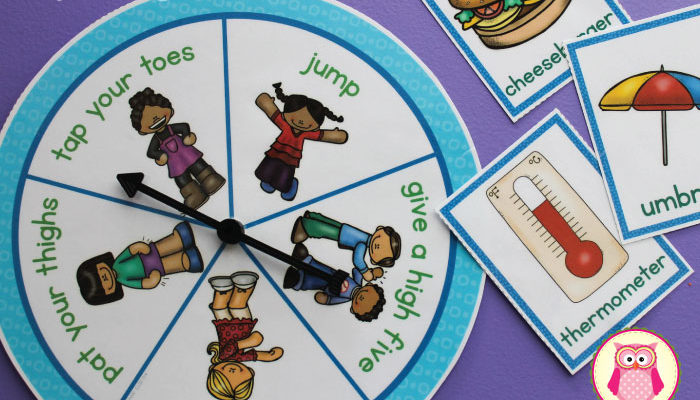 Syllable Activities for Kids:  10 Fun Ways to Break Words into Syllables