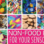 Non-Food Sensory Table Fillers