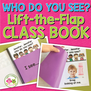children children lift the flap class book