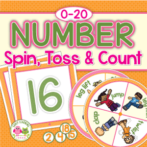 number activities for preschool and pre-k