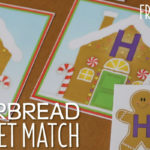 Gingerbread Man Printable:  Alphabet Activities for Kids