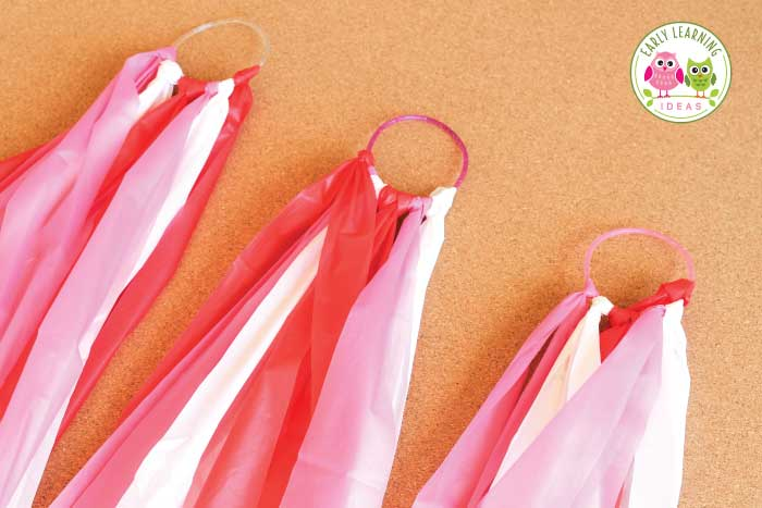 An Easy Craft For Kids How To Make Dancing Ribbons