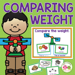 comparing weight activity