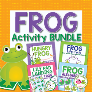 frog activity bundle