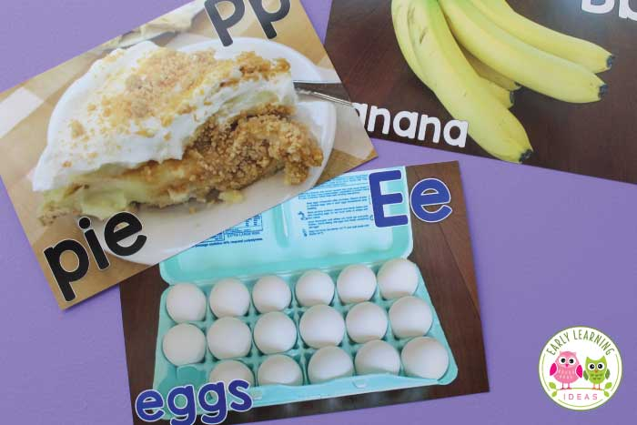 Your kids will love these DIY books. Use pictures of kids or familiar things and places to make an alphabet book for your home or classroom. The custom book will become a favorite that kids will read over and over. Additional ideas for thematic books, and books about classroom routines are included. Perfect for your preschool, pre-k, or kindergarten classrooms. Use in a classroom library or reading area for individual or small group activities.