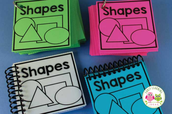 Use these free printable shape cards to teach 2-D shapes to preschoolers. Use them for tracing or create tactile shape cards for finger tracing... a great hands-on sensory activity. Kids will have fun learning shapes with these fun cards. Perfect for your math center in preschool, pre-k, and kindergarten. Use in small group and independent activities. Download the free printables today for your shape activities. #preschool #preschoolmath #sensory