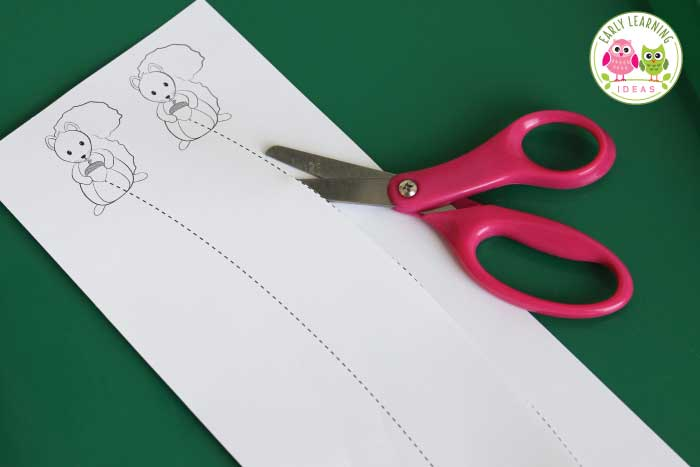 picture about Free Printable Cutting Activities for Preschoolers referred to as How in the direction of Function upon Scissor Abilities with this Free of charge Chopping