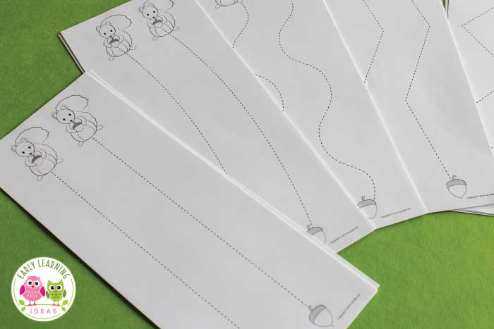 How To Work On Scissor Skills With This Free Cutting Activity - Early  Learning Ideas