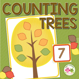 tree counting activity