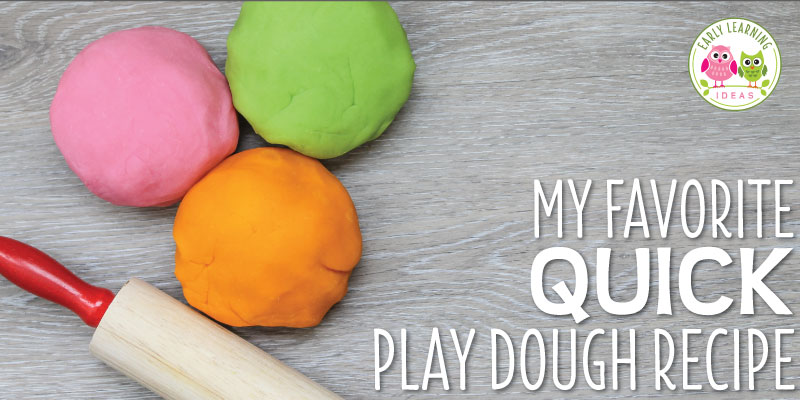Learn how to make this easy, quick play dough recipe my family has used for years. Download the printable recipe to keep in your file or give to parents. The DIY playdough is soft..the best recipe I have found. It's perfect for all of your fine motor activities, sensory activities, play dough mats, invitations to play, crafts, creations and sculptures. a hands-on tool for literacy, and fine motor centers in preschool, pre-k, SPED, and kindergarten classrooms. #playdoughrecipe #playdough