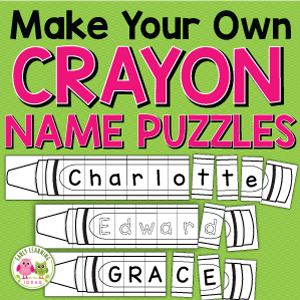 editable name puzzles for preshool