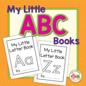 litter letter books