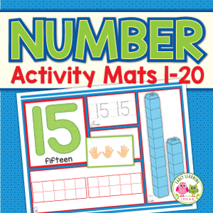 number activities for preschool and kindergarten
