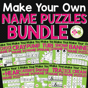 name puzzle bundles
