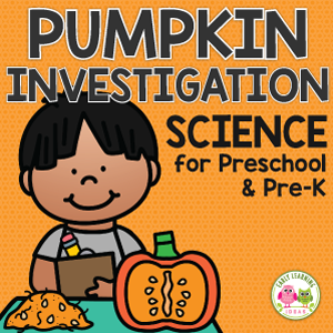 You will love these fun pumpkin science ideas. The #pumpkin investigation activities are perfect for a Halloween theme, pumpkins theme, or fall science center or #STEM center in #preschool or #prek classroom. Kids love to study real pumpkin, and the activities include opportunities for fine motor, sensory, literacy, and math learning. From learning pumpkin parts to learning about the life cycle of pumpkins, your kids will have a blast. Click for more idea. #preschoolscience #pumpkinstheme