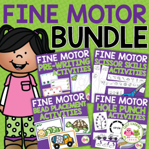 fine motor activity bundle