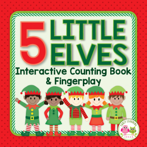 elf counting book
