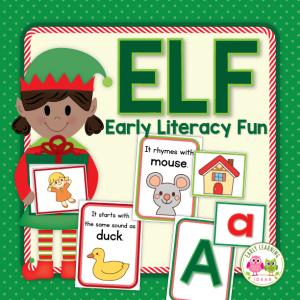 elf activities for preschool