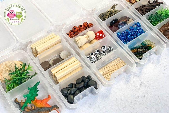 playdough kits examples