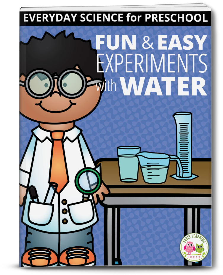 Preschool Water Experiment Guide