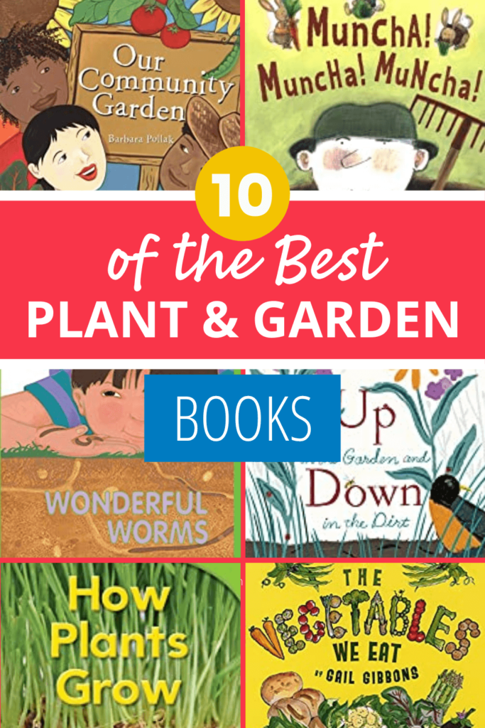 the best plant and garden book ideas
