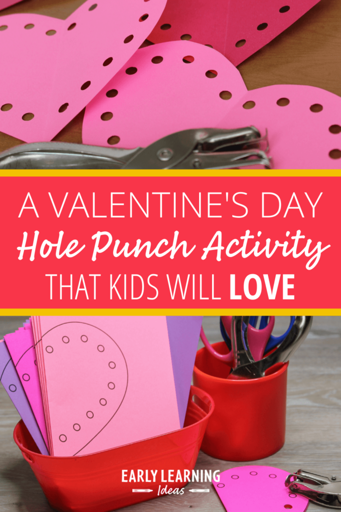 Valentines Day fine motor activities