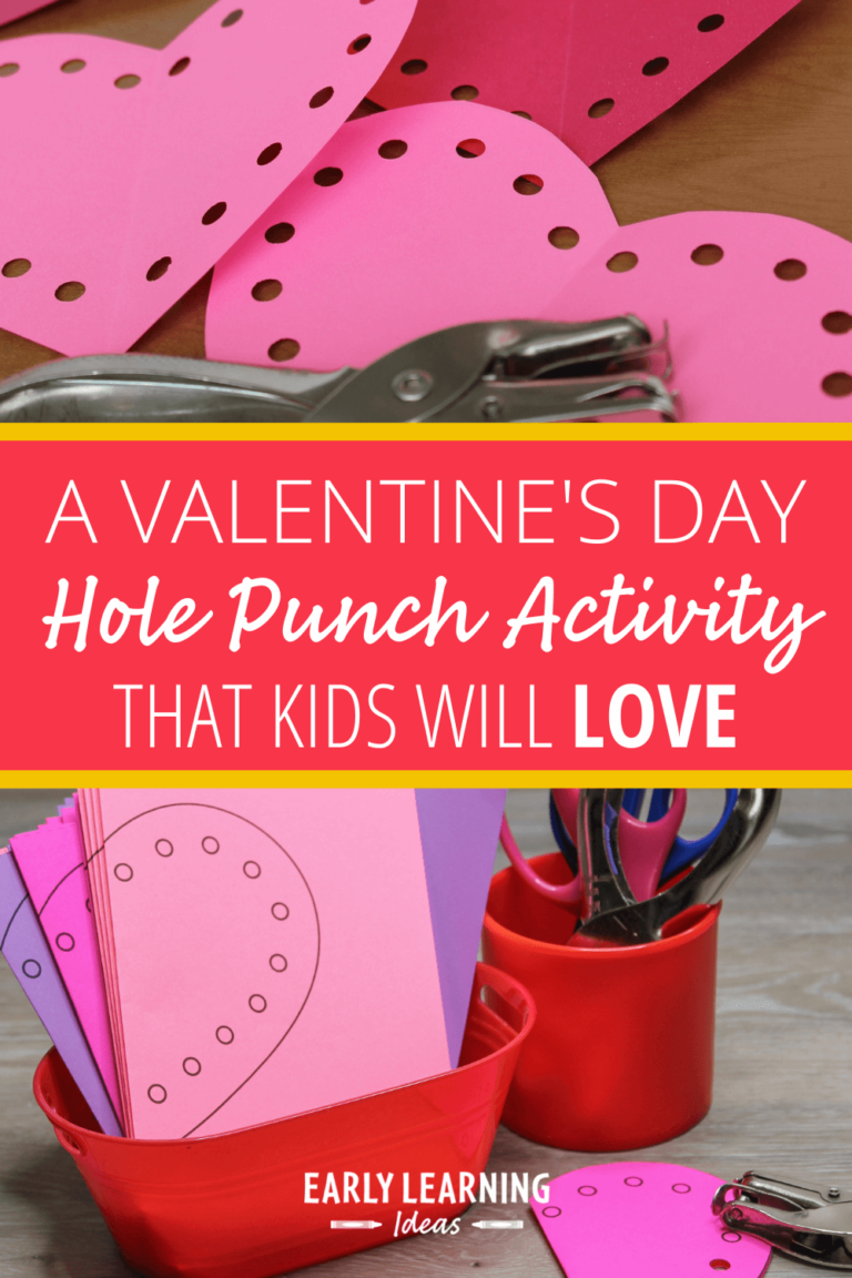 Try This Free Valentine's Day Activity for Fine Motor Practice