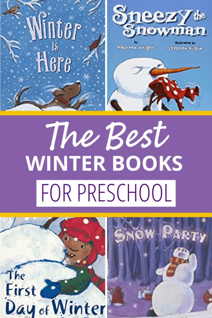 winter theme books for preschool