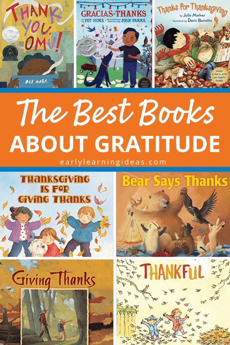 The Best Children's Books about Gratitude