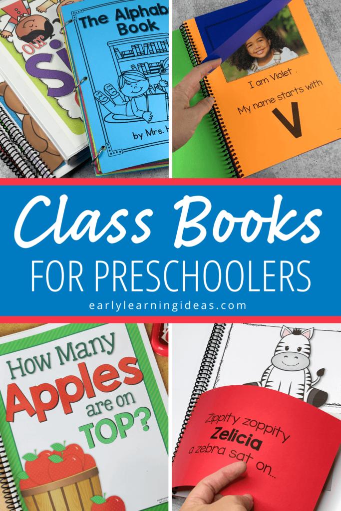 class books for preschoolers