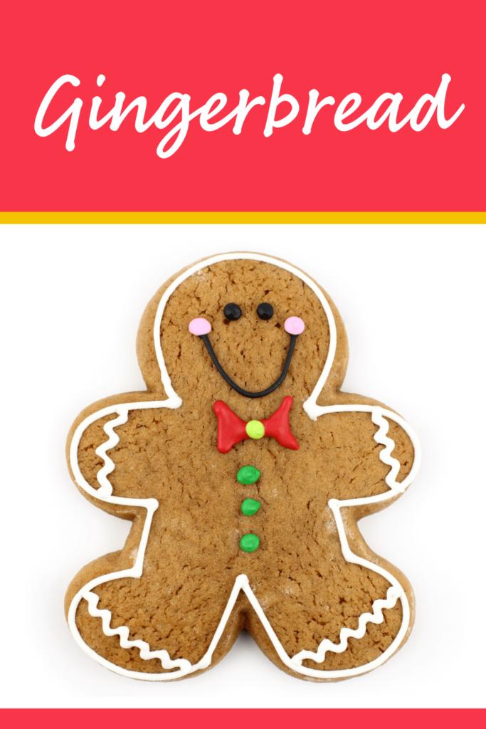 gingerbread preschool theme