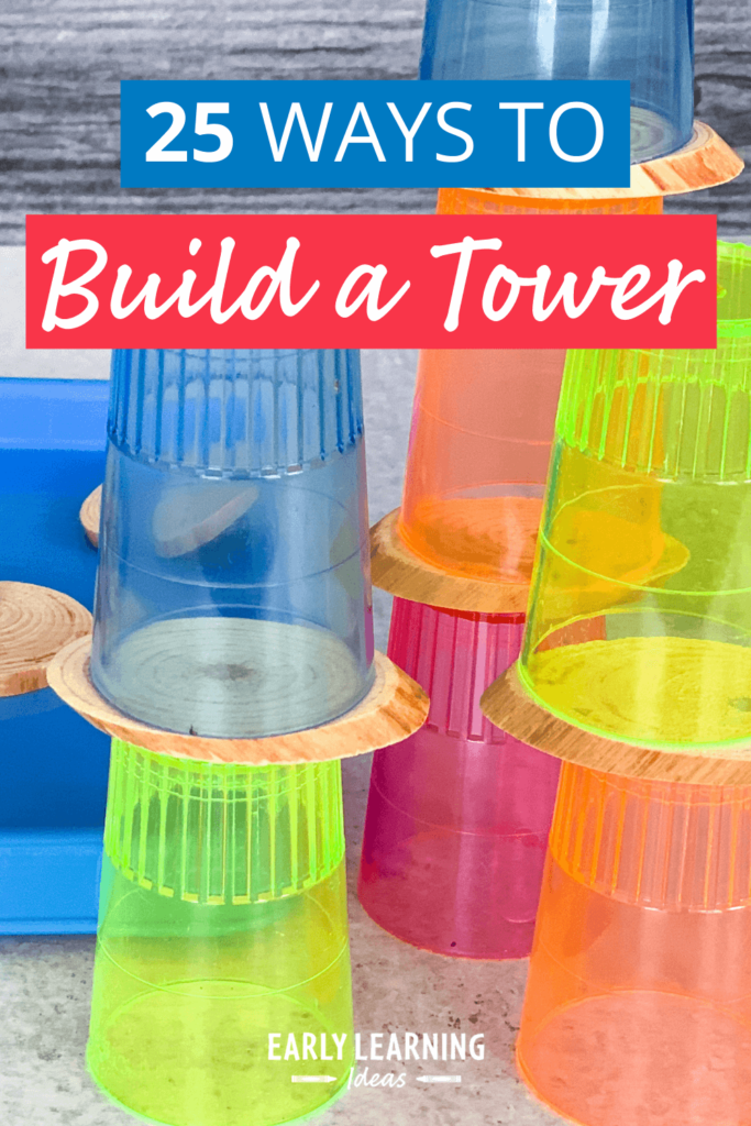 20 ways to build a tower