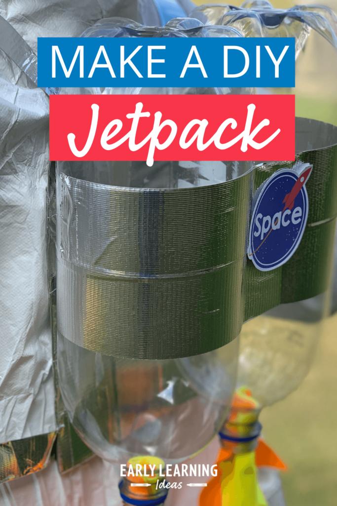 make a DIY jetpack for kids