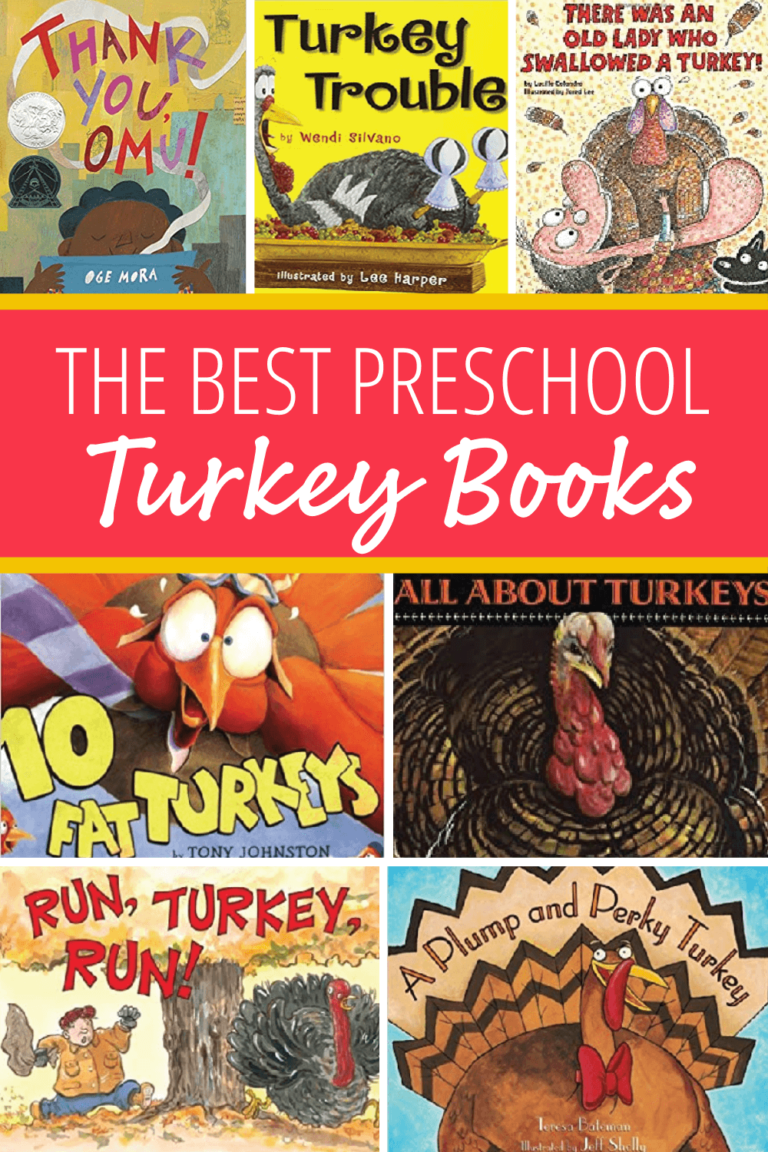 10 of the Best Turkey Books for Kids