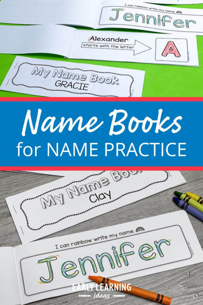 name books for name practice