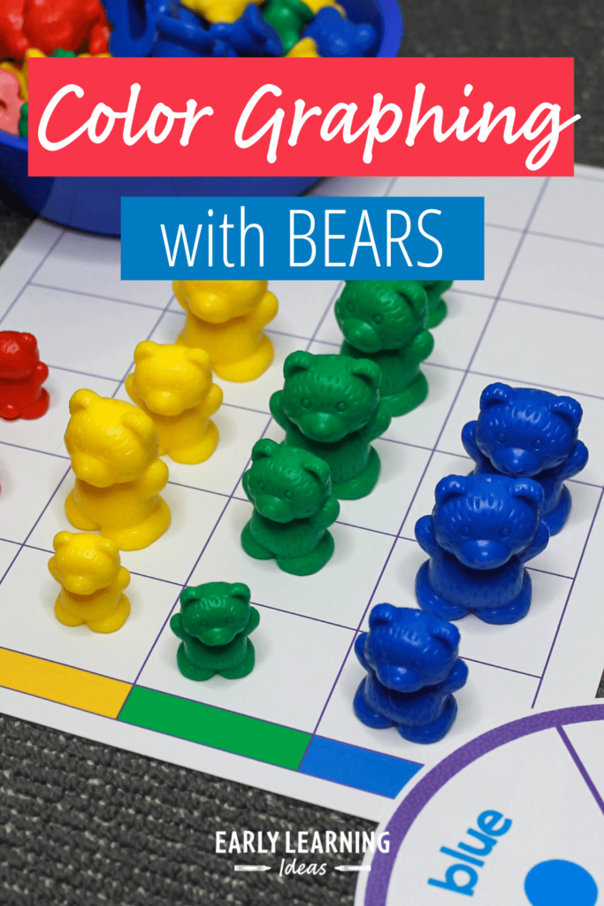 color graphing bears