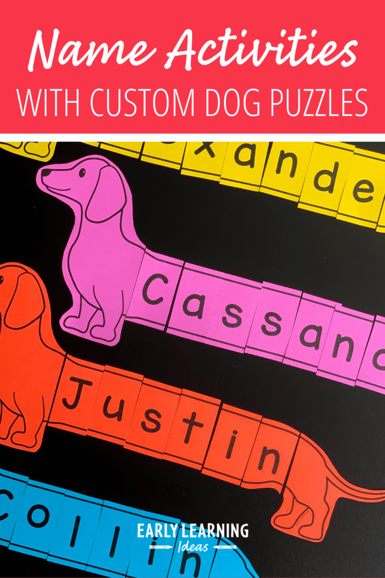 Make Custom Dog Name Puzzles for Your Pet Theme
