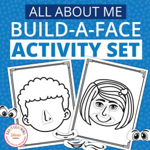 build a face activity