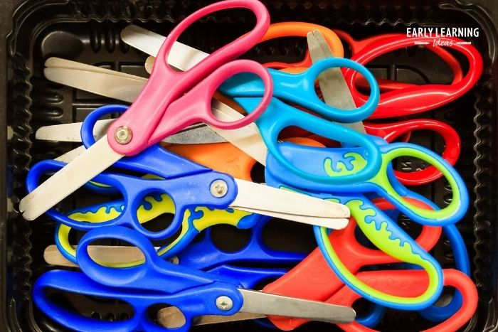 appropriate scissors for young kids