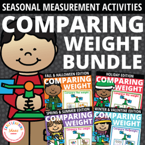 comparing weight activity bundle for all seasons